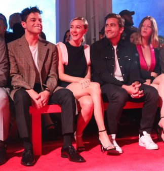 Rami Malek, Saoirse Ronan, Jake Gyllenhaal, Mia Goth