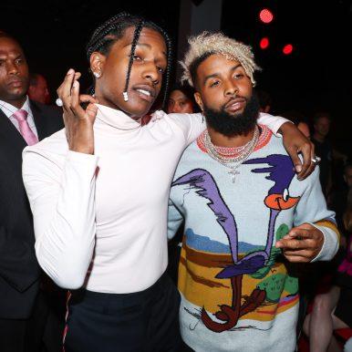 A$AP Rocky, Odell Beckham Jr.