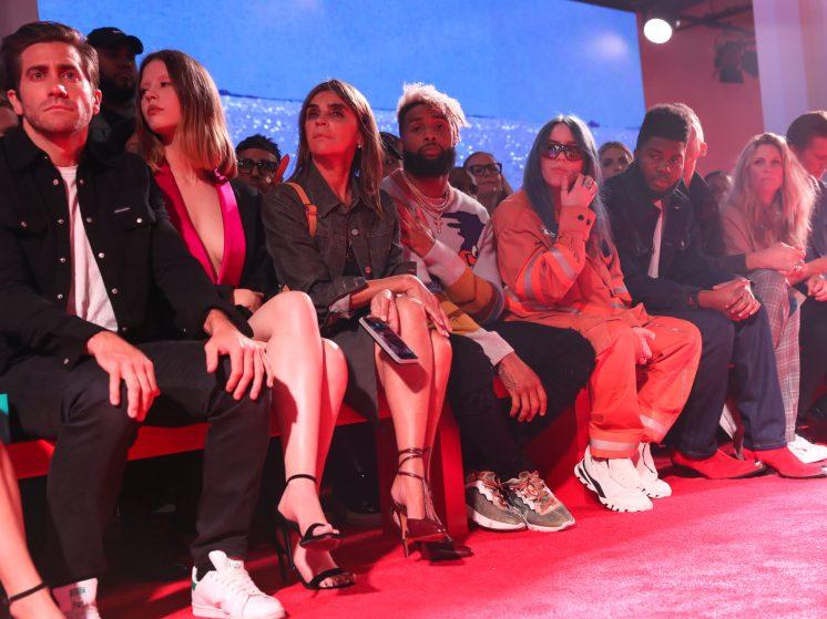 Jake Gyllenhaal, Mia Goth, Carine Roitfeld, Odell Beckham Jr., Billie Eilish