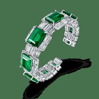 Bracelet Pirouette Çmeraudes
