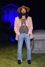 HOLLYWOOD, CA - NOVEMBER 02: Gucci Creative Director Alessandro Michele attends Gucci Guilty Launch Party at Hollywood Forever on November 2, 2018 in Hollywood, California. (Photo by Stefanie Keenan/Getty Images for GUCCI)