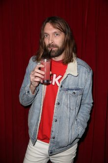 Thibaut Berland (Breakbot) lors de la soiree d'inauguration du restaurant Roxie a Paris, France, le 27 Novembre 2018. Photo by Jerome Domine/ABACAPRESS.COM