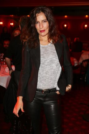 Zoe Felix lors de la soiree d'inauguration du restaurant Roxie a Paris, France, le 27 Novembre 2018. Photo by Jerome Domine/ABACAPRESS.COM