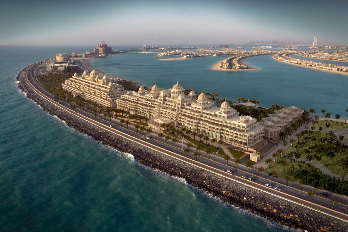 Emerald Palace Kempinski Dubai - Exterior