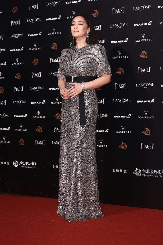 Gong Li in Givenchy (1)