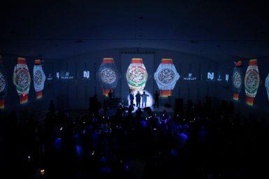 Launch of the Big Bang Meca-10 Nicky Jam (2)