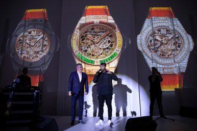 Launch of the Big Bang Meca-10 Nicky Jam