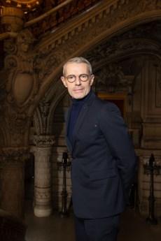 Lambert WILSON.. Show BERLUTI. W19-20. Opera de Paris. 01/2019 © david atlan