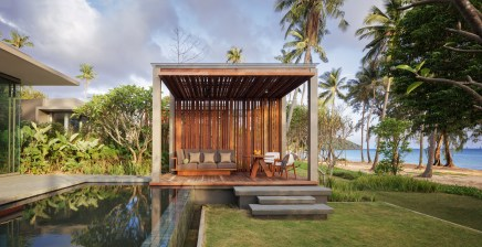 Alila Villas Koh Russey - Accommodation - One Bedroom Beach Villa 01