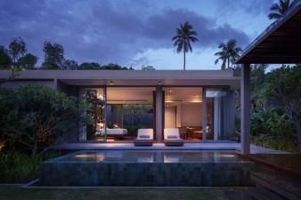 Alila Villas Koh Russey - Accommodation - One Bedroom Beach Villa 03
