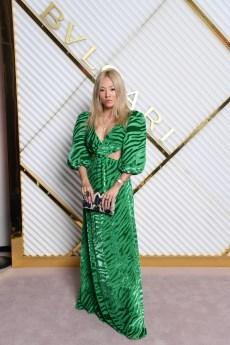 MILAN, ITALY - FEBRUARY 22: Tina Leung attends BVLGARI - Dinner Party - Milan Fashion Week FW19 on February 22, 2019 in Milan, Italy. (Photo by Daniele Venturelli/Daniele Venturelli/Getty Images for BVLGARI )