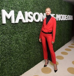 Karolina Kurkova attends MAISON-DE-MODE.COM Sustainable Style Gala at Sunset Tower on February 23, 2019 in Los Angeles_2