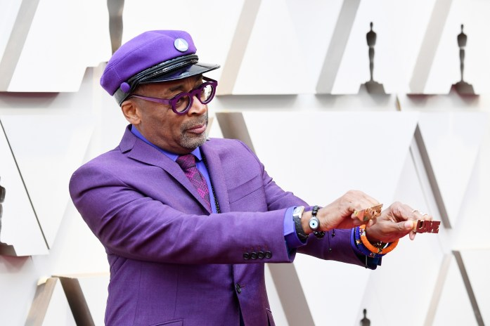 HOLLYWOOD, CALIFORNIA - FEBRUARY 24: Spike Lee attends the 91st Annual Academy Awards at Hollywood and Highland on February 24, 2019 in Hollywood, California. (Photo by Frazer Harrison/Getty Images)