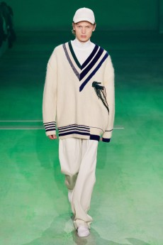LACOSTE AW19_LOOK 29 by Yanis Vlamos