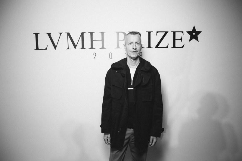 LVMH PRIZE 2019 COCKTAIL - LUCAS OSSENDRIJVER © VIRGILE GUINARD