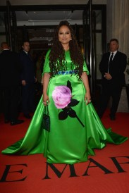 NEW YORK, NEW YORK - MAY 06: Ava DuVernay departs The Mark Hotel for the 2019 'Camp: Notes on Fashion' Met Gala on May 06, 2019 in New York City. (Photo by Andrew Toth/Getty Images for The Mark Hotel)