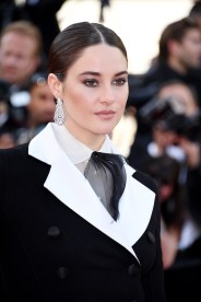 "CANNES, FRANCE - MAY 16: Shailene Woodley attends the screening of ""Rocket Man"" during the 72nd annual Cannes Film Festival on May 16, 2019 in Cannes, France. (Photo by Daniele Venturelli/WireImage)"