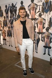 LONDON, ENGLAND - JUNE 08: Jim Chapman attends the celebration by Mercedes-Benz and Lena Waithe for How To in London on June 08, 2019 in London, England. (Photo by Darren Gerrish/WireImage for Mercedes-Benz and Lena Waithe)