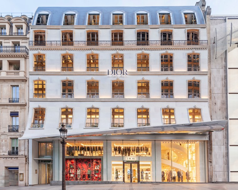 DIOR_BOUTIQUE CHAMPS ELYSEES_OPENING_2