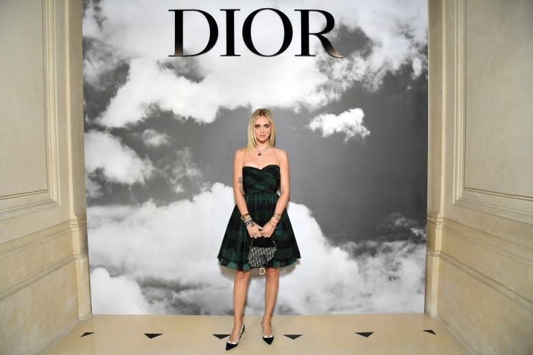 PARIS, FRANCE - JULY 01: attends the Christian Dior Haute Couture Fall/Winter 2019 2020 show as part of Paris Fashion Week on July 01, 2019 in Paris, France. (Photo by Pascal Le Segretain/Getty Images for Dior)