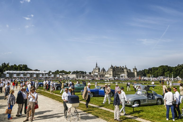 AMBIANCE during the Chantilly Art & Elegance Richard Mille 2019 at Chantilly, june 29 to 30 , France - Photo Jean Michel Le Meur / DPPI