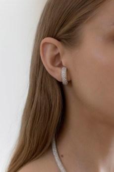 Diamant Phillipa Ear Piece - USA 1790