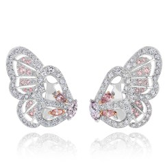 Monarch-Butterfly-pink-earrings