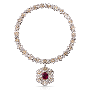 OPERA HIGH JEWELLERY NECKLACE B17EEM