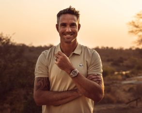 Kevin Pietersen founder of SORAI wearing the Big Bang UNICO SORAI (2)