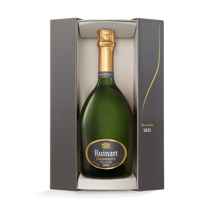 Ruinart - Brut Millésimé 2011 - Opened Giftbox Bottle - Refreshed_0