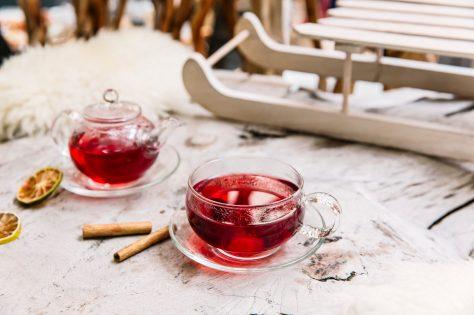 Cocon Hiver Westin 2019 - Tea