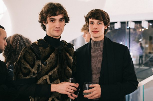 Germain Louvet & Pablo Pillaud-Vivien The Dior Sessions book signing 21.11.19