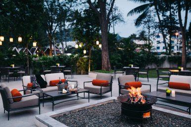 Avani+ Luang Prabang - Fireplace