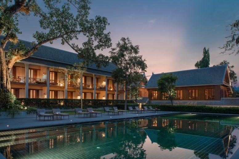 Avani+ Luang Prabang - Pool Evening