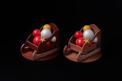 sujet en chocolat 1