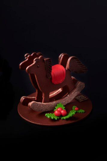 sujet en chocolat 11