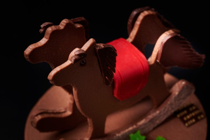 sujet en chocolat 12