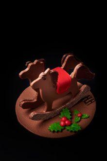 sujet en chocolat 16