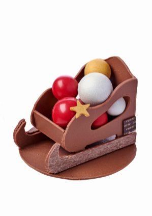 sujet en chocolat 5