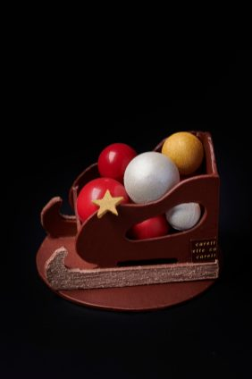 sujet en chocolat 6