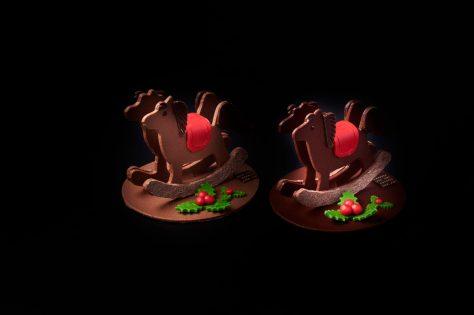 sujet en chocolat 9