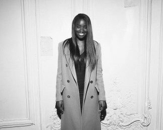 AMI 9 YEARS PARTY guest KARIDJA TOURE