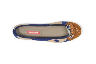 BIZI BALLET td blue beige-wood spice bead t
