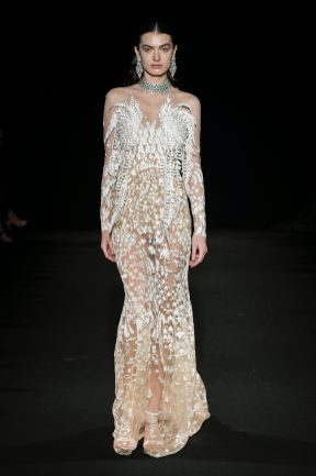 Rahul Mishra - Couture SS2020 Collection - Look 7