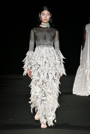 Rahul Mishra - Couture SS2020 Collection - Look 8