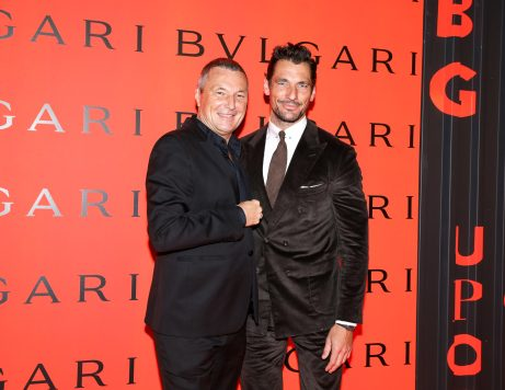 Jean-Christophe Babin, David Gandy