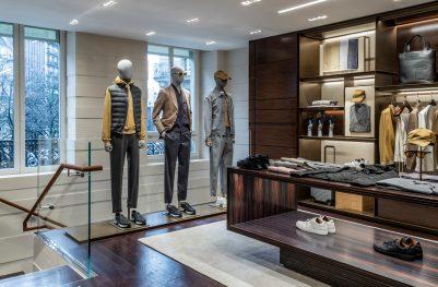 Ermenegildo Zegna - Paris Flagship Store (2)