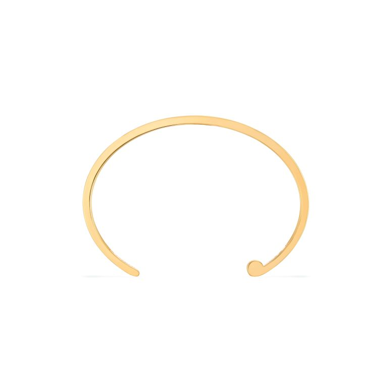 Canaglia - Jonc or jaune Malaparte - 5640€