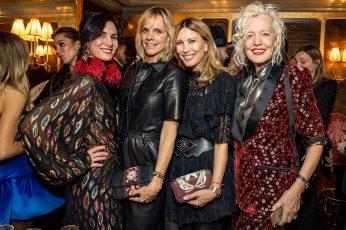 Elisabeth Jones-Hennessy, x, , Claudia Ravnbo, Ellen Von Unwerth