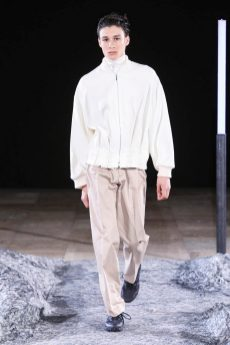 Mazarine fashion show, Ready to Wear collection Fall Winter 2020 in Paris